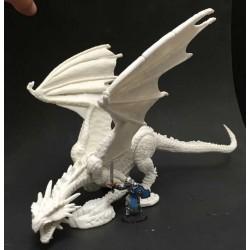 MARTHRANGUL drago in plastica REAPER MINIATURES Kickstarter Bones III limited edition dragon