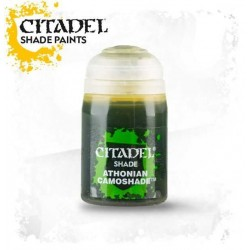 ATHONIAN CAMOSHADE colore SHADE Citadel WARHAMMER Games Workshop VERDE 24 ml