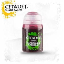 CARROBURG CRIMSON colore SHADE Citadel WARHAMMER Games Workshop ROSSO 24 ml
