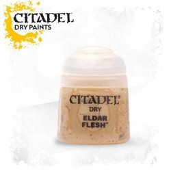 ELDAR FLESH colore DRY Citadel WARHAMMER Games Workshop BEIGE 12 ml