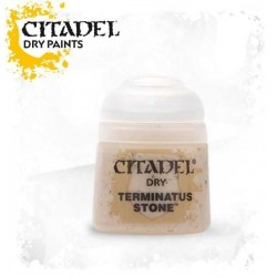 TERMINATUS STONE colore DRY Citadel WARHAMMER Games Workshop GRIGIO 12 ml