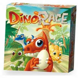 DINO RACE gioco da tavolo DEVIR party game DINOSAURI dinorace ARES età 6+