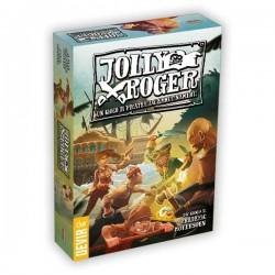 JOLLY ROGER gioco DEVIR pirateria e ammutinamenti SACCHEGGI E RAZZIE età 10+