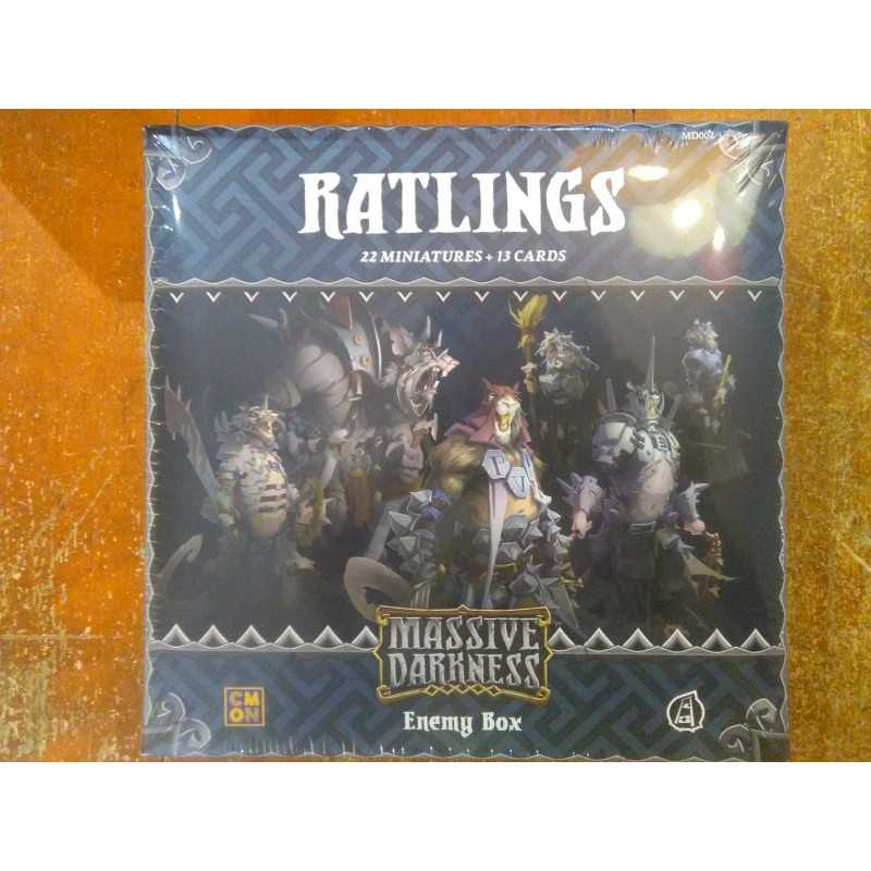 RATLINGS MASSIVE DARKNESS ADD-ON Expansion CoolMiniOrNot