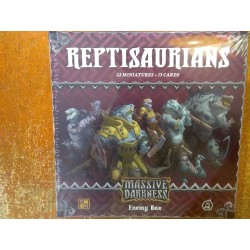 REPTISAURIANS MASSIVE DARKNESS ADD-ON Expansion CoolMiniOrNot