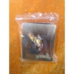 ZOMBICIDE BLACK PLAGUE CROSSOVER SET MASSIVE DARKNESS Expansion Hero Cards Kickstarter exclusive