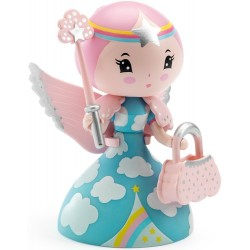 CELESTA Arty Toys DJECO gioco MINIATURA in resina DJ06772 con accessori PRINCIPESSE età 4+