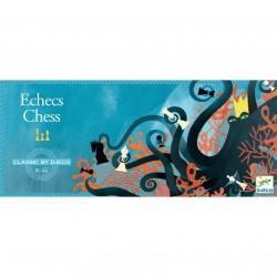 GIOCO DEGLI SCACCHI chess DJECO classic DJ05216 in legno STRATEGIA età 6+