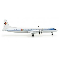 NVA/LSK STS-29 ILYUSHIN IL-18 HERPA WINGS 517751 scala 1:500 model