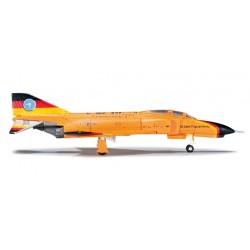 LUFTWAFFE MCDONNELL DOUGLAS F-4F PHANTOM HERPA WINGS 555272 scala 1:200 model