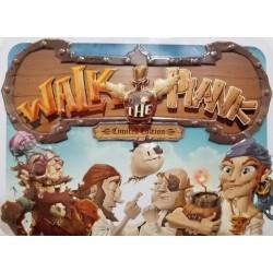 WALK THE PLANK DELUXE Kickstarter Tin Edition 3-5 players card game