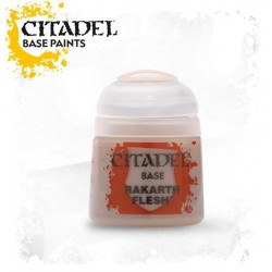 RAKART FLESH Citadel Base Paint colore acrilico Games Workshop