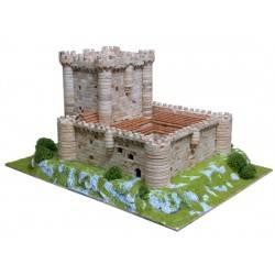 Castillo de Fuensaldana-Espagne
