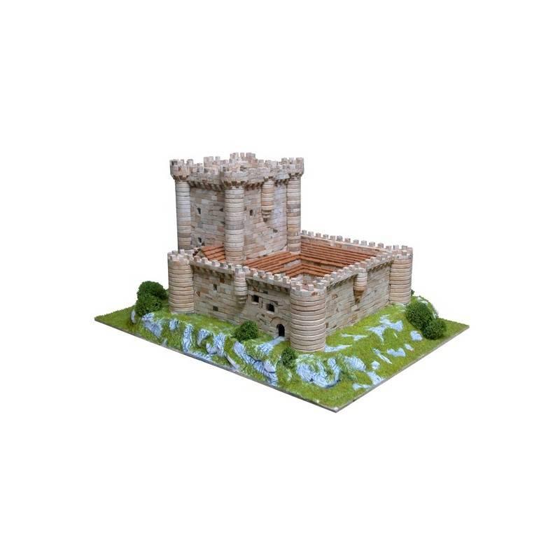 Castillo de Fuensaldana-Spanien