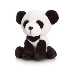PELUCHE PANDA 14 cm Pippins Keel Toys CLASSICO pupazzo plush