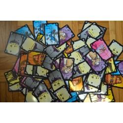 LA TARMA IMBROGLIONA gioco di carte di bluff e imbrogli DEVIR