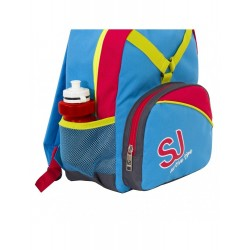 FREERIDE BACKPACK zaino SJ GANG sj active time BOY rosso azzurro SEVEN zainetto FREE RIDE BACK PACK