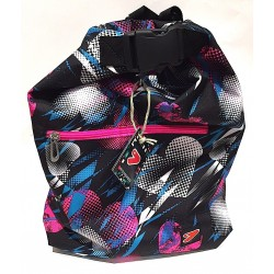 MULTI BACKPACK GIRL zainetto ZAINO back pack SEVEN multy CUORI tempo libero