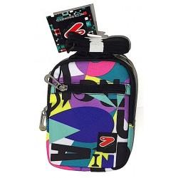 FLAT SHOULDER BAG GIRL borsetta SEVEN borsa LETTERE tracollina TRACOLLA regolabile