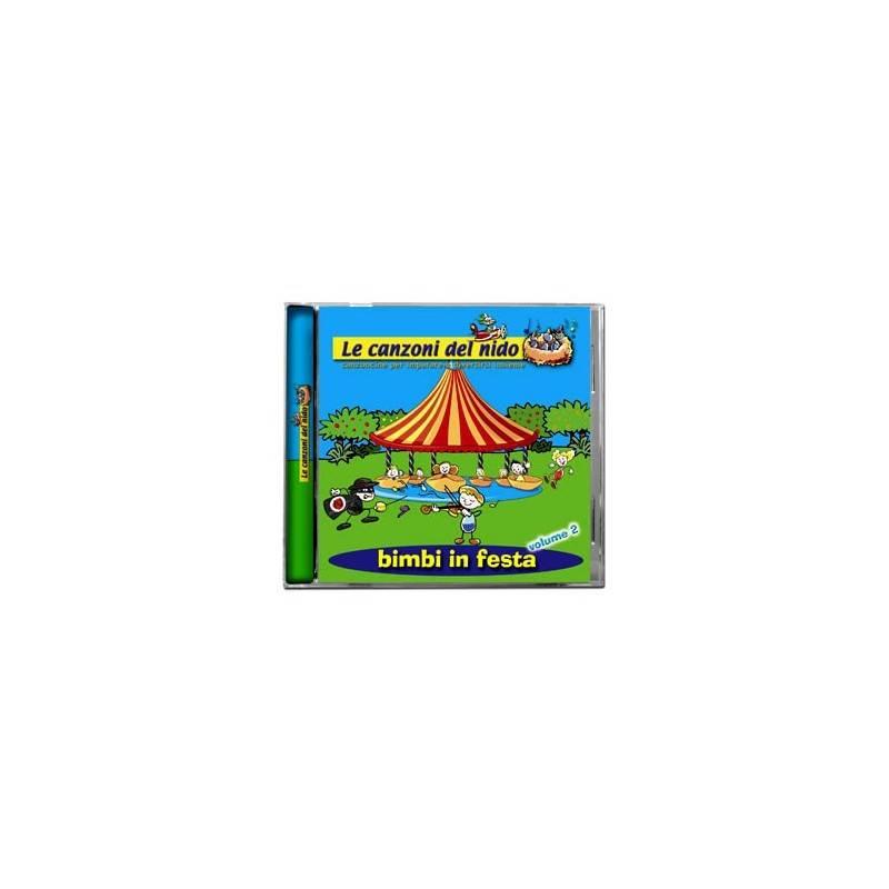 Kids Party Vol. 2 CD