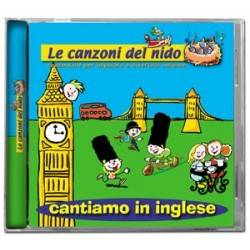 We sing in English CD