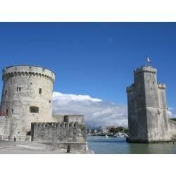Tours De La Rochelle-Frankreich