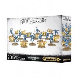 BLU HORRORS AND BRIMSTONE 20 miniature Tzeentch Warhammer Games Workshop