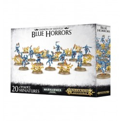 BLU HORRORS AND BRIMSTONE 20 miniature Tzeentch Warhammer Games Workshop