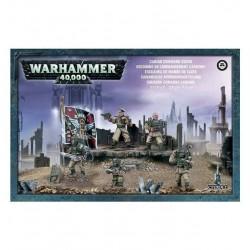 CADIAN COMMAND SQUAD ASTRA MILITARUM 5 miniature Warhammer 40k Games Workshop