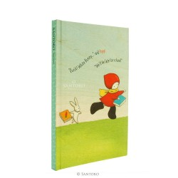 NOTEBOOK catch me POPPI LOVES copertina rigida 745PL03 taccuino SANTORO 76 pagine A RIGHE