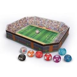 SUPER GOAL PRO gioco da tavolo di CALCIO edizione deluxe CON STADIO Creativamente 6+