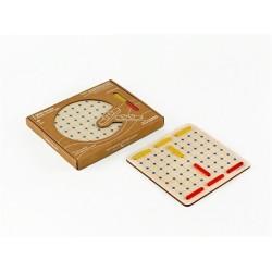 T-SFIDA NAVALE gioco in legno MILANIWOOD 100% made in Italy NUOVO BATTAGLIA NAVALE età 8+