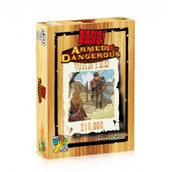 BANG ARMED AND DANGEROUS espansione gioco di carte 2017