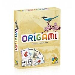 ORIGAMI gioco di carte per famiglie DaVinci Games da 8 anni