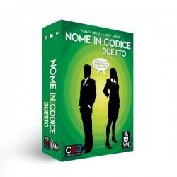 NOME IN CODICE DUETTO Cranio Creations GIOCO DI CARTE codename COOPERATIVO italiano DUE PERSONE età 14+