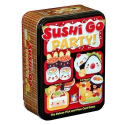 SUSHI GO PARTY ! gioco di carte EDIZIONE DELUXE prendi e passa DRAFT italiano PARTY GAME età 8+