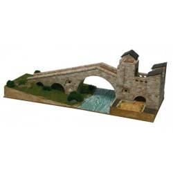 Pont Nou de Camprodon-Spanien