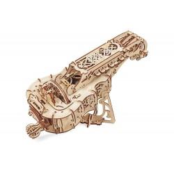 GHIRONDA in legno da montare UGEARS funzionante accordabile suona davvero 292 PEZZI
