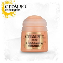LUGGANATH ORANGE colore EDGE Citadel WARHAMMER Games Workshop ARANCIONE acrilico LUMEGGIATURE 12 ml