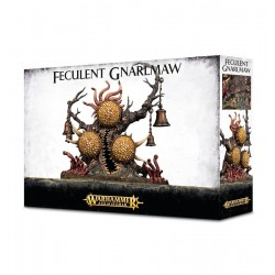 FECULENT GNARLMAW nurgle ALBERO diorama WARHAMMER 40000 Citadel AGE OF SIGMAR Games Workshop
