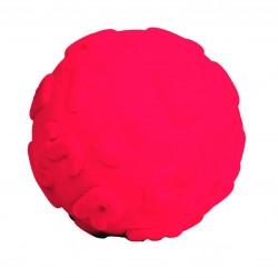 ALPHALEARN BALL PINK palla morbida ALFABETO ROSA gomma naturale RUBBABU caucciu GIOCO tattile 1+