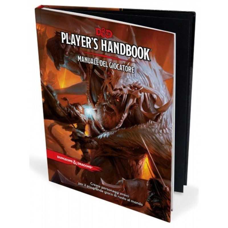 DUNGEONS & DRAGONS 5a Edizione MANUALE DEL GIOCATORE Player's Handbook IN ITALIANO v