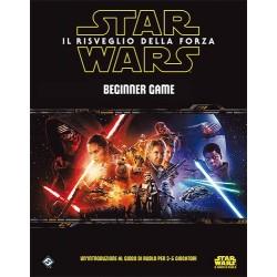STAR WARS il risveglio della forza BEGINNER GAME gioco di ruolo GDR in italiano GUERRE STELLARI età 14+