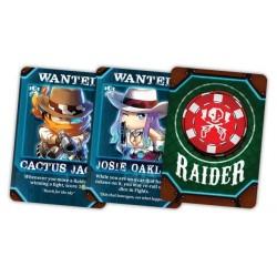RAIL RAIDERS INFINITE Kickstarter with exclusive content Soda Pop 54 miniatures