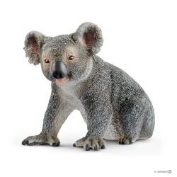 KOALA 2018 animali in resina SCHLEICH miniature 14815 Wild Life 3+