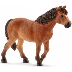 GIUMENTA PONY DARTMOOR 2018 cavalli in resina SCHLEICH miniature 13873 Farm World HORSE età 3+