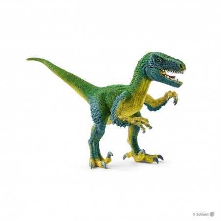 VELOCIRAPTOR 2018 dinosauri in resina SCHLEICH miniature 14585 Dinosaurs LA CONQUISTA DELLA TERRA età 3+