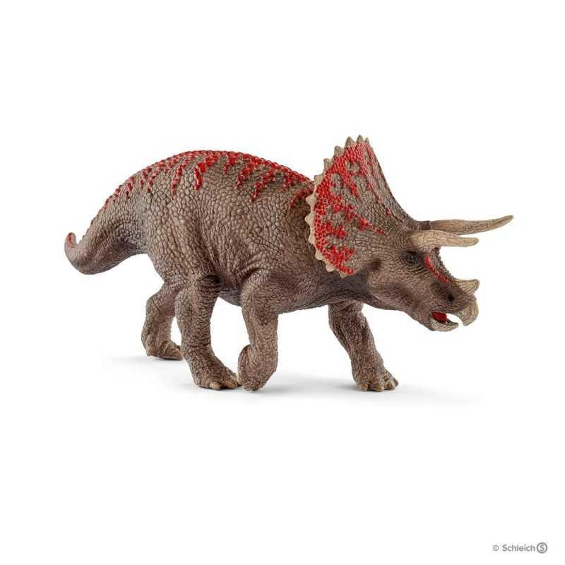 TRICERATOPO 2018 dinosauri in resina SCHLEICH miniature 15000 Dinosaurs LA CONQUISTA DELLA TERRA età 3+