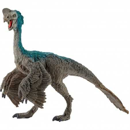 OVIRAPTOR dinosauri in resina SCHLEICH miniature 15001 Dinosaurs LA CONQUISTA DELLA TERRA età 3+