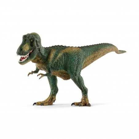 TIRANNOSAURO 2018 dinosauri in resina SCHLEICH miniature 14587 Dinosaurs TIRANNOSAURUS REX età 3+